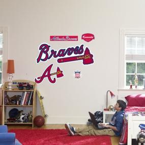 Atlanta Braves Logo Fathead