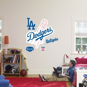 Los Angeles Dodgers Logo Fathead