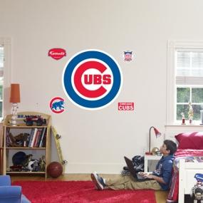 Chicago Cubs Logo Fathead