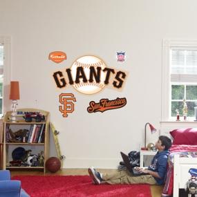 San Francisco Giants Logo Fathead