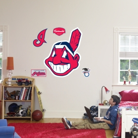 Cleveland Indians Logo Fathead