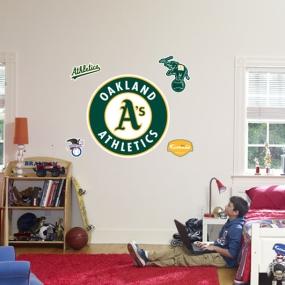 Oakland Athletics Logo Fathead