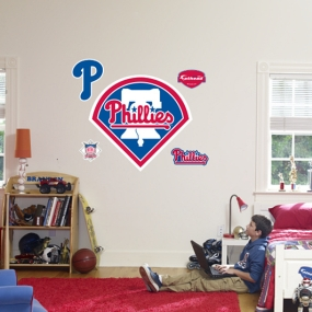 Philadelphia Phillies Logo Fathead