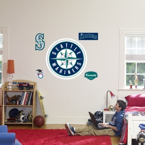 Seattle Mariners Logo Fathead