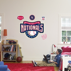 Washington Nationals Logo Fathead