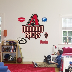 Arizona Diamondbacks Logo Fathead