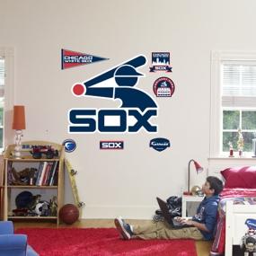 Chicago White Sox Classic Logo Fathead