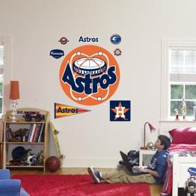 Houston Astros Classic Logo Fathead