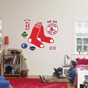 Boston Red Sox Logo Fathead