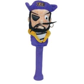 East Carolina Pirates Mascot Headcover