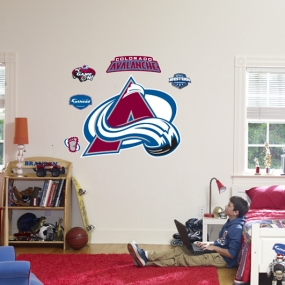 Colorado Avalanche Logo Fathead