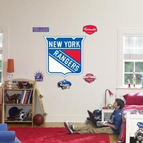 New York Rangers Logo Fathead