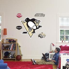 Pittsburgh Penguins Logo Fathead