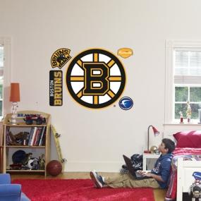 Boston Bruins Logo Fathead
