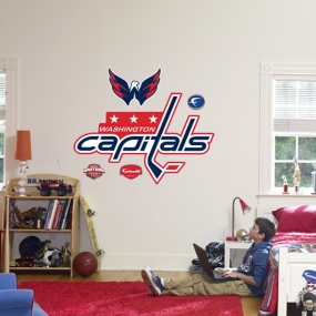 Washington Capitals Logo Fathead