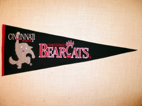 Cincinnati Bearcats Vintage Traditions Pennant