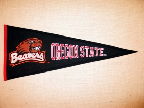 Oregon State Beavers Vintage Traditions Pennant
