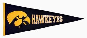 Iowa Hawkeyes Vintage Traditions Pennant