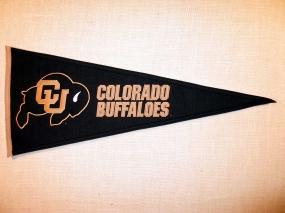 Colorado Buffaloes Vintage Traditions Pennant