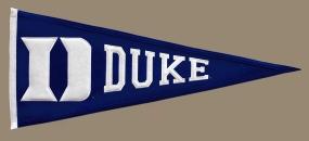 Duke Blue Devils Vintage Traditions Pennant