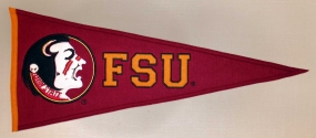 Florida State Seminoles Vintage Traditions Pennant