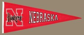 Nebraska Cornhuskers Vintage Traditions Pennant