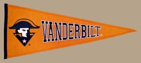 Vanderbilt Commodores Vintage Traditions Pennant