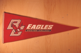 Boston College Vintage Traditions Pennant
