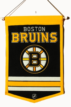Boston Bruins Traditions Banner Traditions Pennant