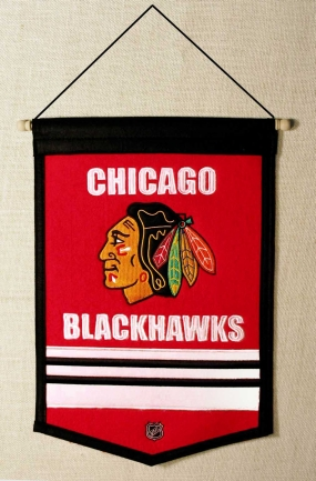 Chicago Blackhawks Traditions Banner Traditions Pennant
