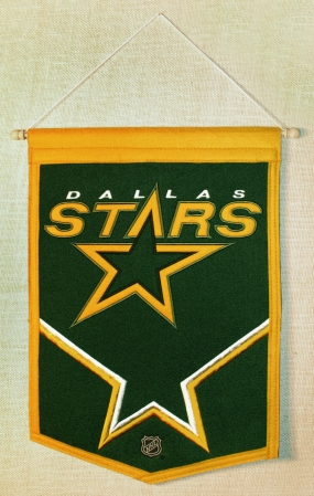 Dallas Stars Traditions Banner Traditions Pennant