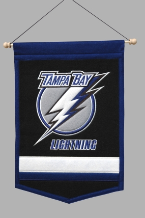 Tampa Bay Lightning Traditions Banner Traditions Pennant