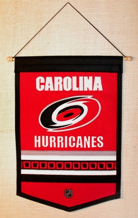 Carolina Hurricanes Traditons Banner Traditions Pennant