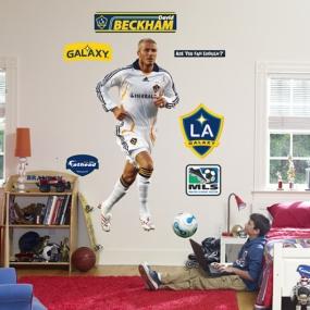 David Beckham In Action Fathead