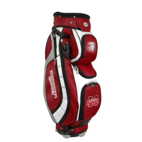 Mississippi State Bulldogs Letterman's Club II Cooler Cart Bag