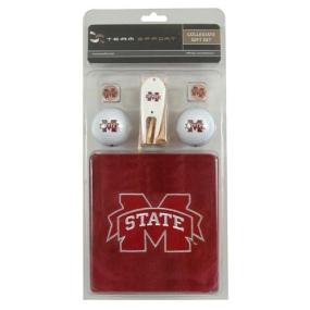 Mississippi State Bulldogs Golf Gift Set
