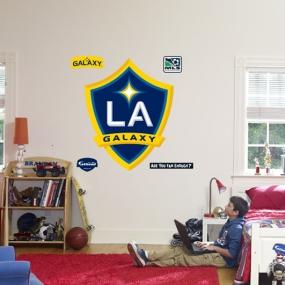 Los Angeles Galaxy Logo Fathead