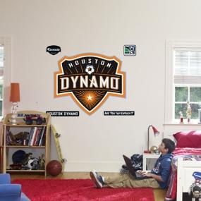 Houston Dynamo Logo Fathead