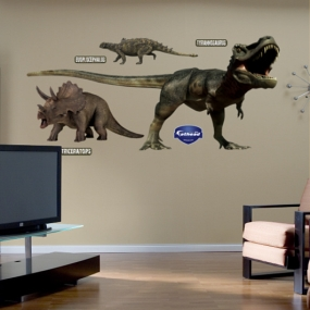 Dinosaurs Group Two Fathead