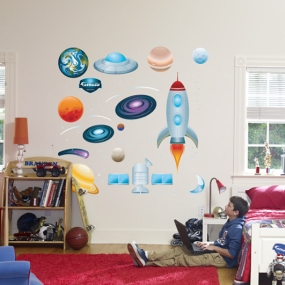 Outer Space Fathead