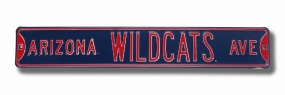 ARIZONA WILDCATS AVE Street Sign