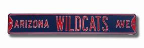 ARIZONA WILDCATS AVE Street Sign