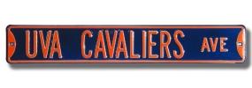 UVA CAVALIERS LANE Street Sign