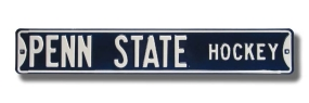 PENN STATE HOCKEY Street Sign