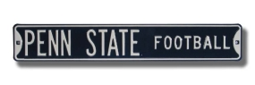 PENN STATE FOOTBALL Street Sign