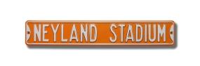 NEYLAND STADIUM Street Sign