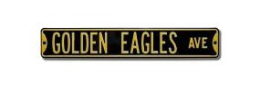 GOLDEN EAGLES AVE Street Sign