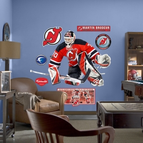 Martin Brodeur Commemorative Edition - NHL Record Fathead