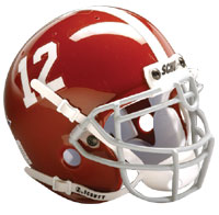 Schutt Sports Alabama Crimson Tide Full Size Replica Helmet