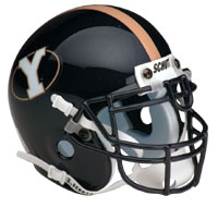 Schutt Sports Brigham Young Cougars Full Size Replica Helmet